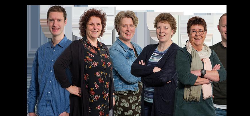 Team foto 2021