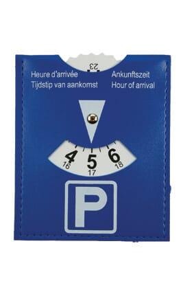 Promo parkeerschijf skai