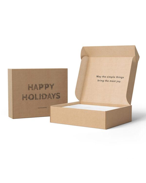 Holiday Giftbox, M