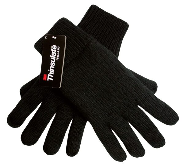 Gebreide Thinsulate Handschoenen