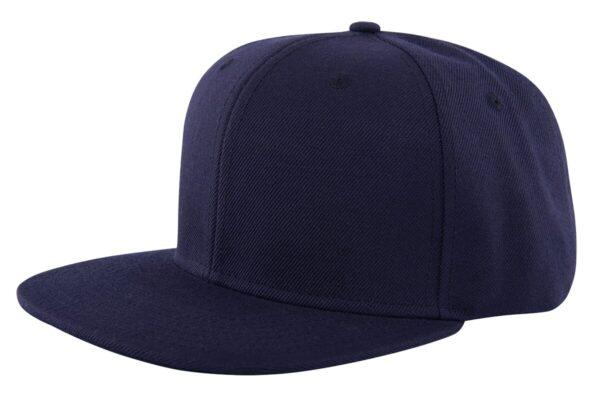 High profile cap