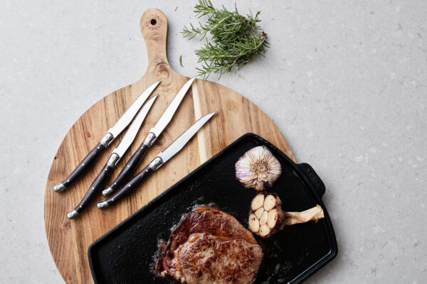 Gigaro Steakmessenset - 4 st