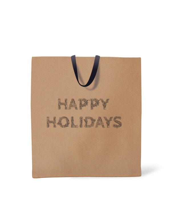 Holiday Giftbag, M