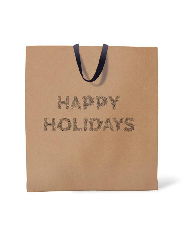 Holiday Giftbag, L