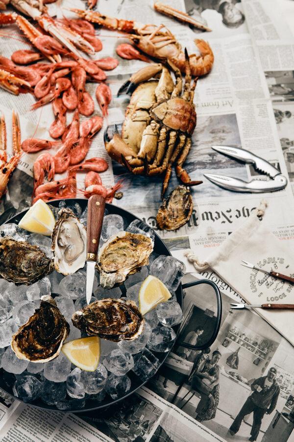 Cape zeevruchtenset