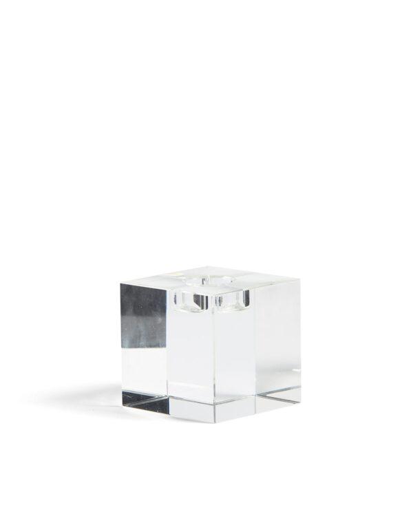 Cube kaarsenhouder