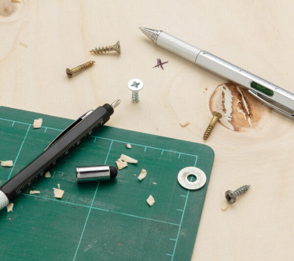 5-in-1 ABS toolpen
