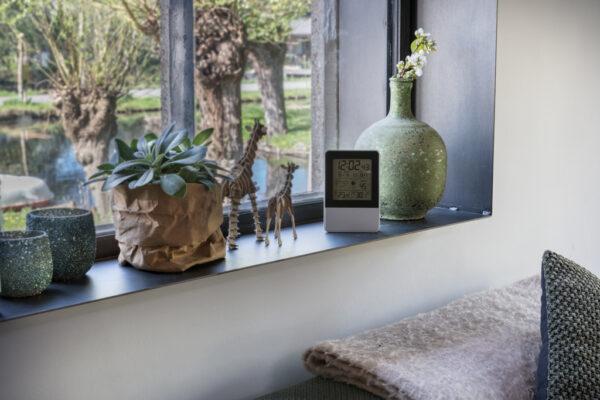 Indoor/outdoor weerstation