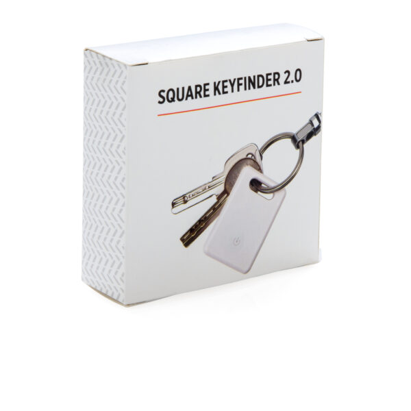 Vierkante keyfinder 2.0