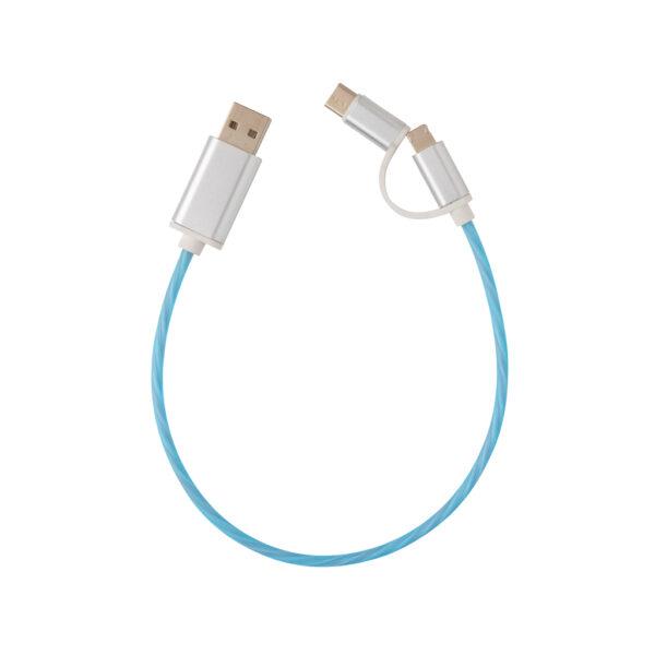 3-in-1 LED flow kabel
