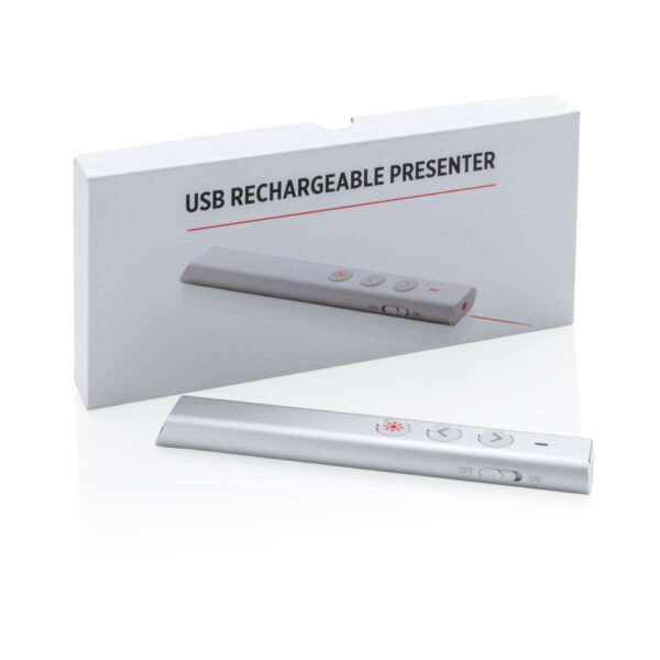 USB herlaadbare presenter