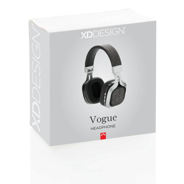 Vogue hoofdtelefoon