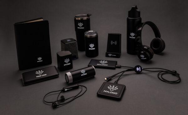 Light up logo draadloze oordoppen