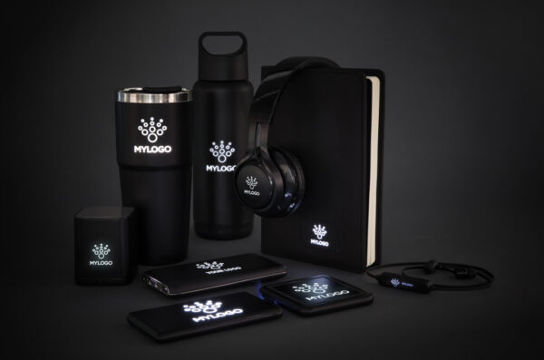 Light up logo draadloze 3W speaker