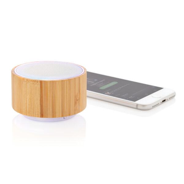 Bamboo 3W draadloze speaker