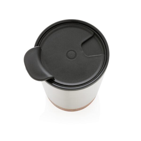 Kurk koffiebeker