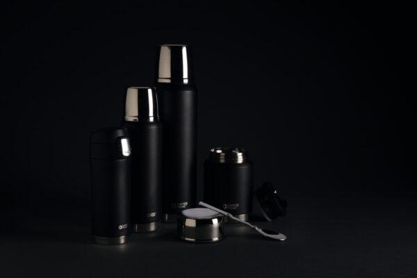 Swiss Peak Elite 0.5L copper vacuüm fles