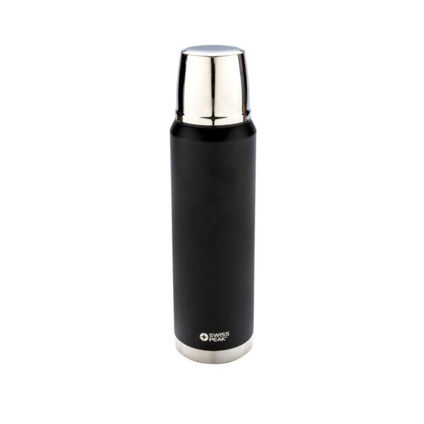 Swiss Peak Elite 1L copper vacuüm fles