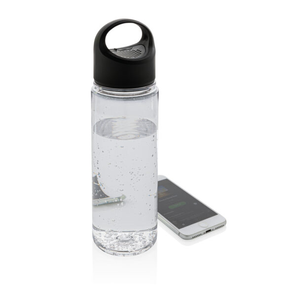 Waterfles met draadloze 3W luidspreker