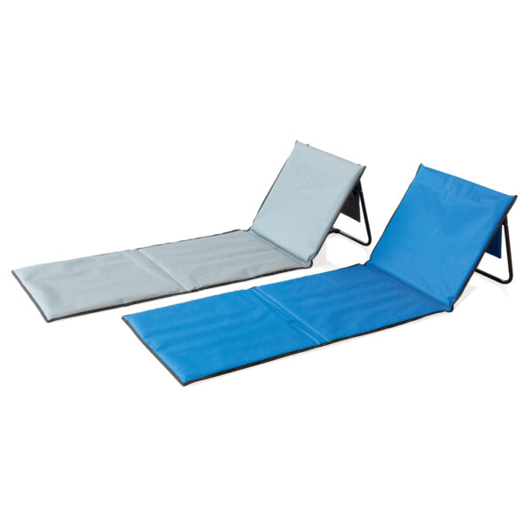 Opvouwbare strand loungestoel
