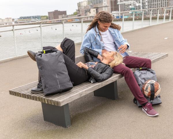 Urban Lite, anti-diefstal rugzak