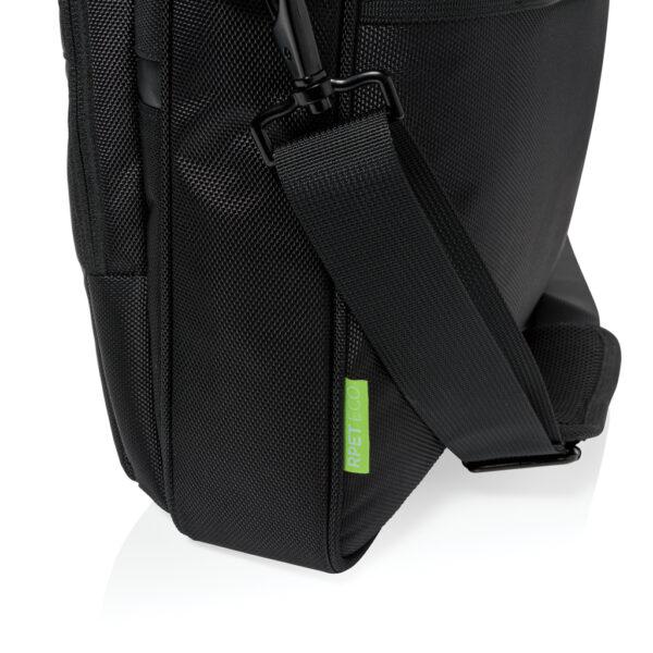 "Swiss Peak RPET Voyager RFID 15.6"" laptop tas"