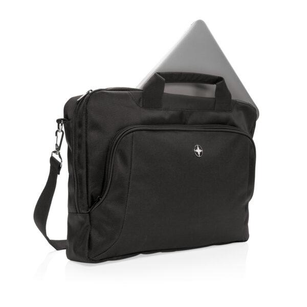 """Deluxe 15"""" laptop tas"""