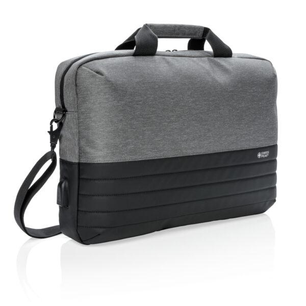 """Swiss Peak RFID 15.6"""" laptoptas"""