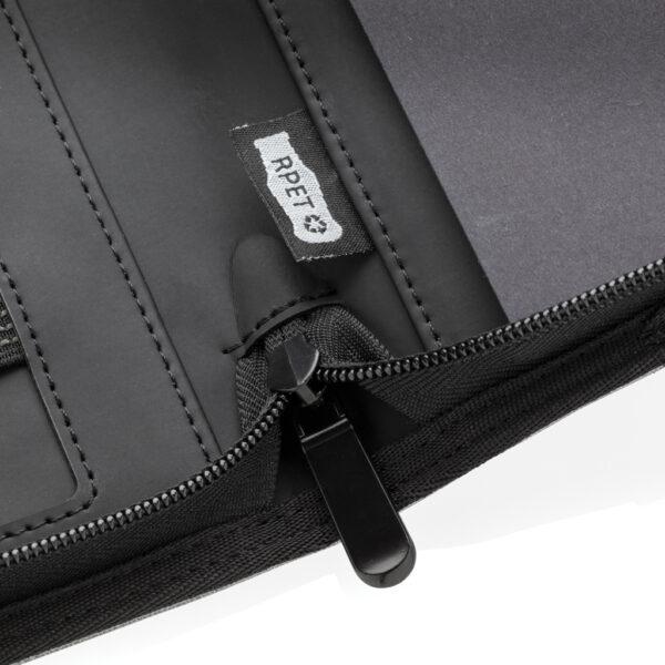 Air 5W rPET A4 portfolio met draadloze oplader