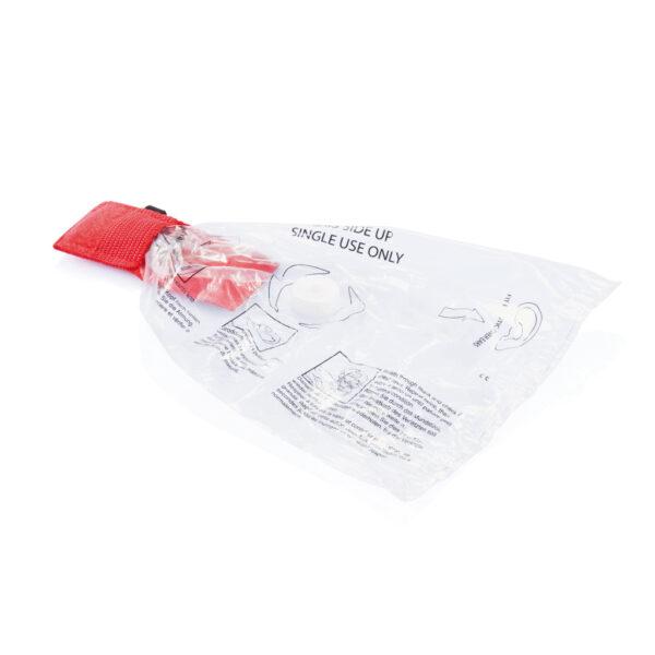 Eerste hulp beademingsmasker