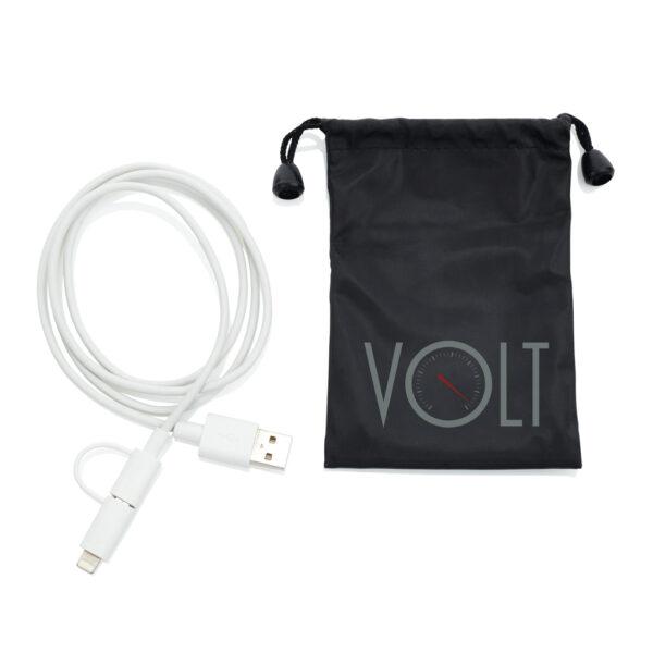 2-in-1 kabel met MFi licentie