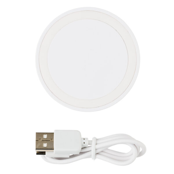 5W draadloze oplader rond