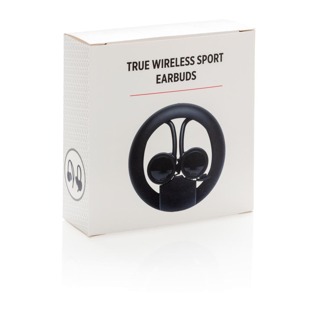 True Wireless sport oordoppen