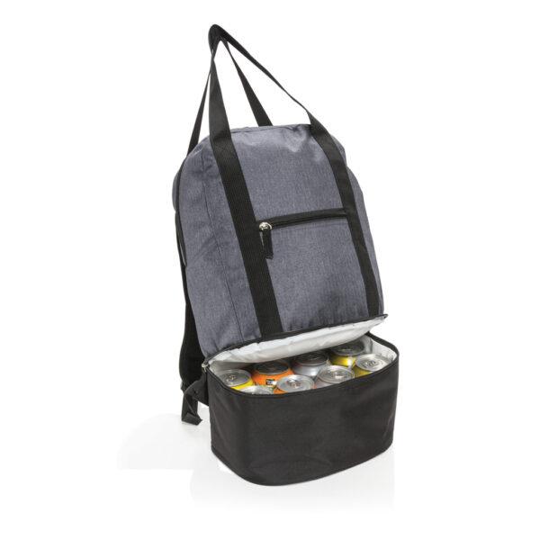 3-in-1 koel rugzak en handtas