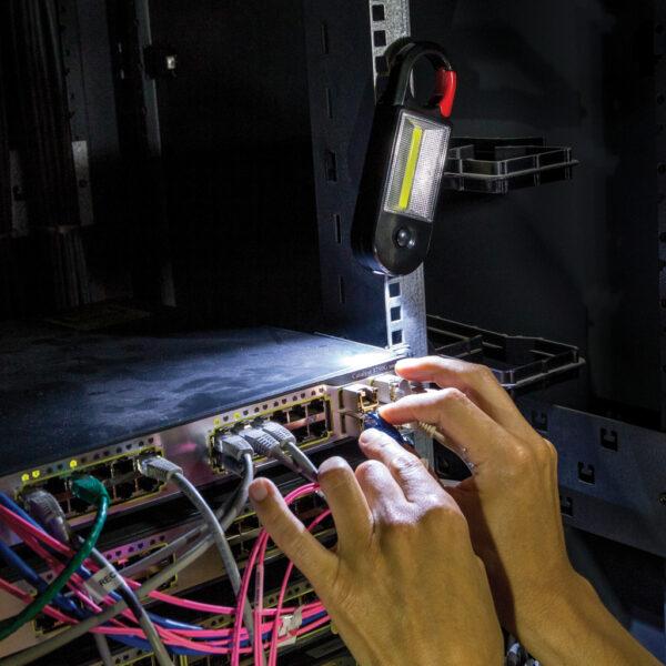 COB werklamp met magneet