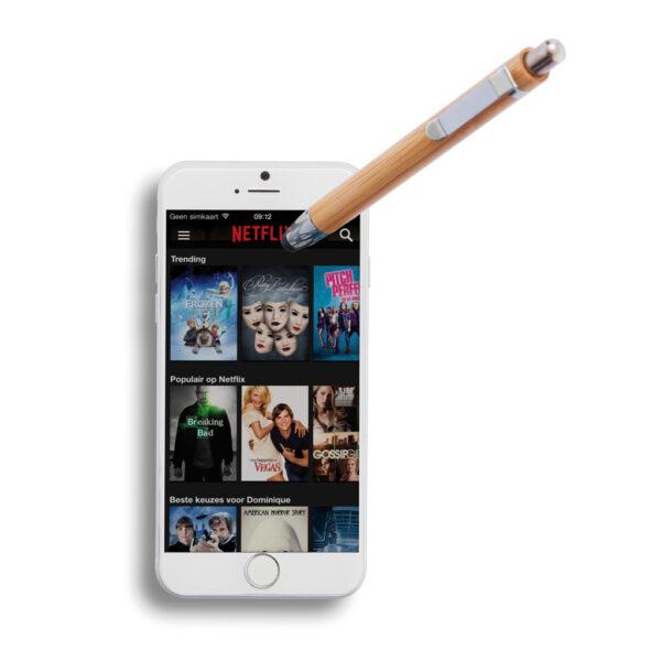 Bamboe touchscreen pen