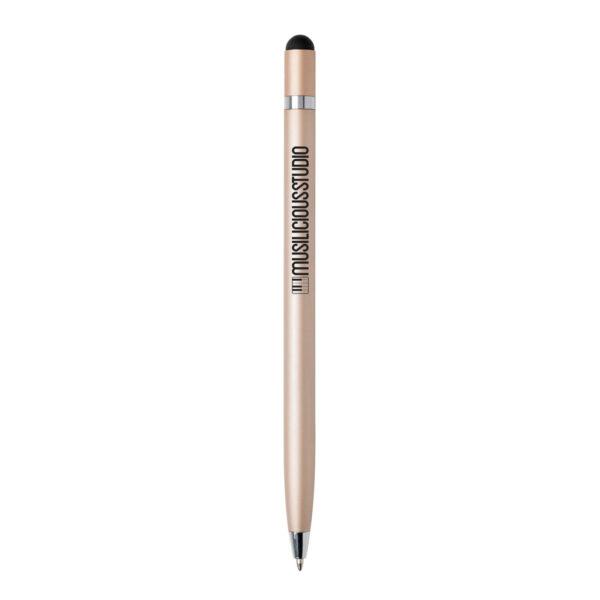 Simplistic metalen pen