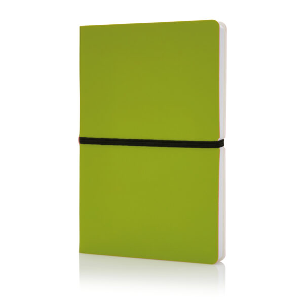 Deluxe softcover A5 notitieboek