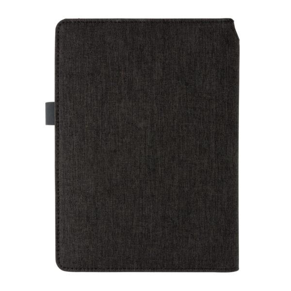 Kyoto A5 notitieboek omslag met organiser