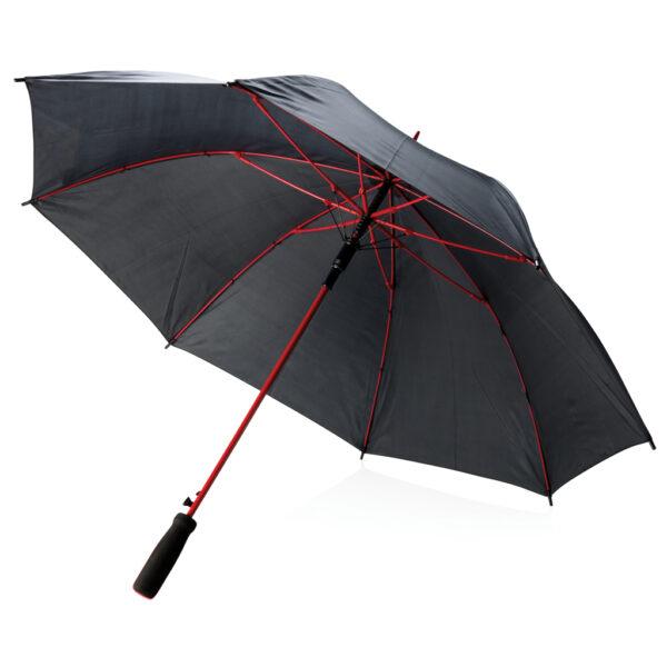 "23"" fiberglas gekleurde paraplu"