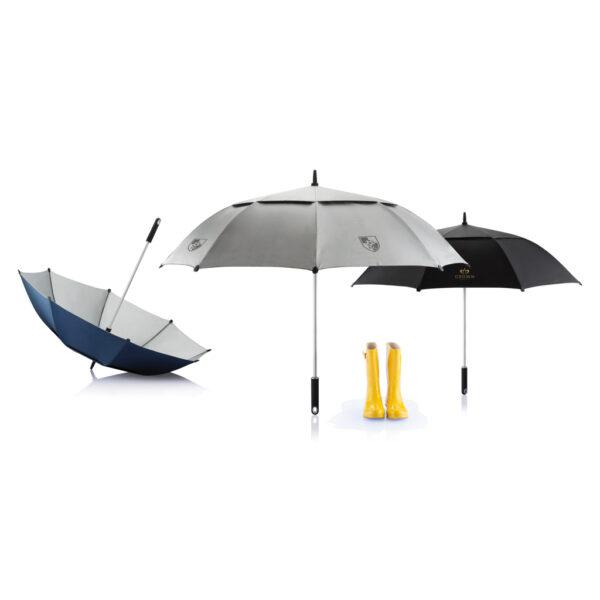 "27"" Hurricane storm paraplu"