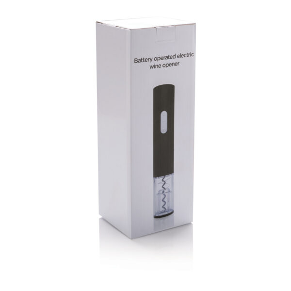 Electronische kurkentrekker - op batterijen