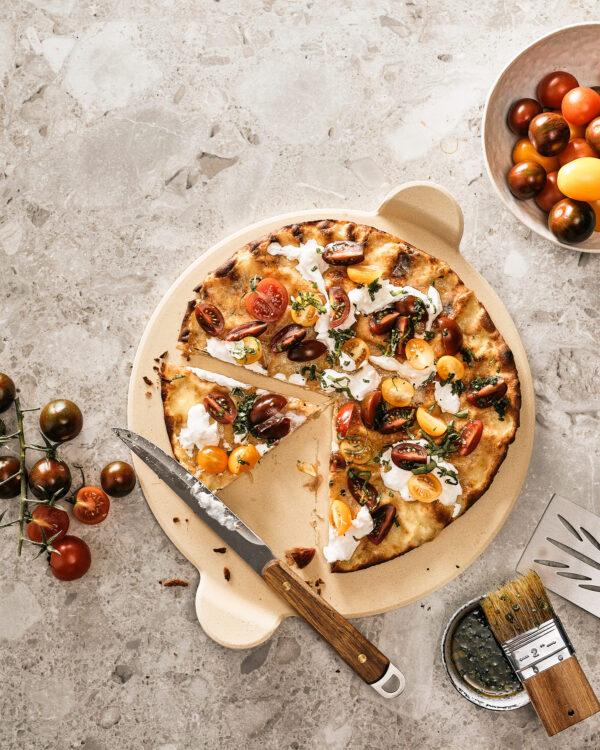 Pizza- / Baksteen