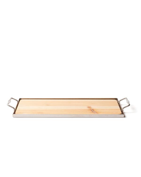 Cederhouten serveerplaat