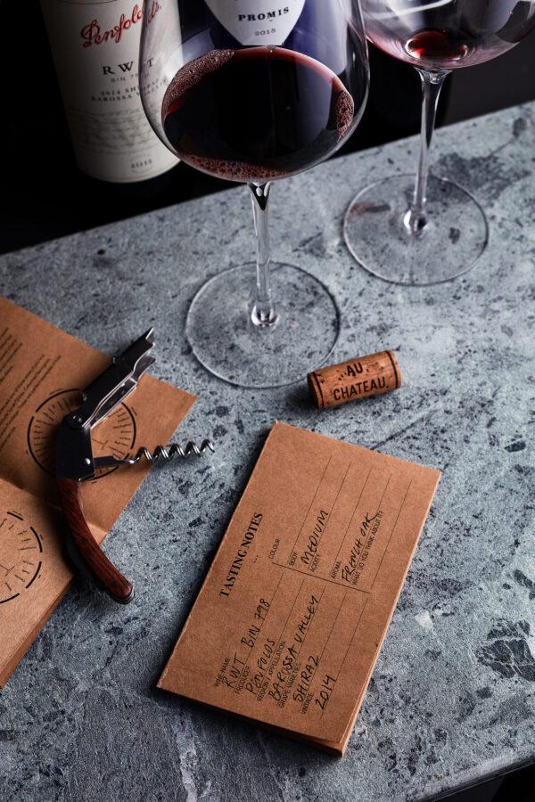 Memoir of Wine