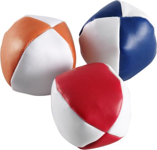 3 jongleerballen